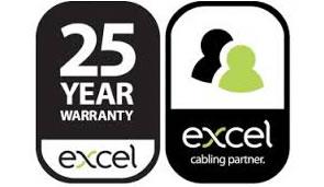 Excel Cabling partner Logo